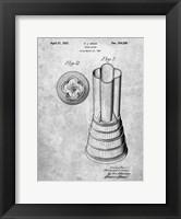Drink Mixer Patent Fine Art Print