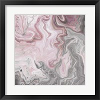 Blush Minerals I Fine Art Print