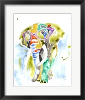 Smarty-Pants Elephant Fine Art Print