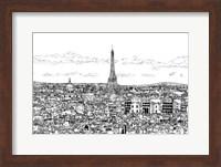 Tour of Europe II Fine Art Print