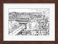 Tour of Europe III Fine Art Print