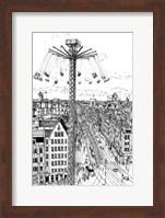 Tour of Europe IV Fine Art Print