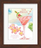 Tropical Getaway IV Fine Art Print