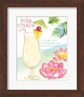 Tropical Getaway II Fine Art Print