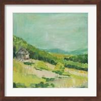 Upper Fields Fine Art Print
