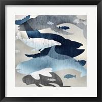 Whale Watching II Fine Art Print