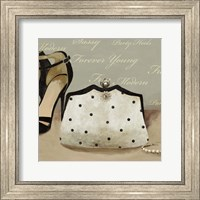 White bag Fine Art Print