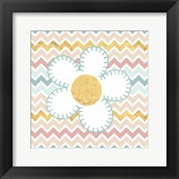 Baby Quilt Gold II Fine Art Print