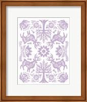 Otomi Deer Pastel Fine Art Print