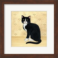 Country Kitty I Fine Art Print