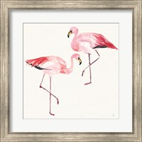 Tropical Fun Bird V Fine Art Print