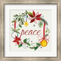 Watercolor Christmas VII Fine Art Print