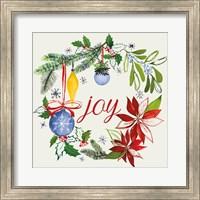 Watercolor Christmas VI Fine Art Print