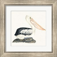Tropical Fun Bird II Fine Art Print