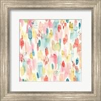 Tropical Fun Pattern II Fine Art Print