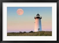 Moon over Marthas Vineyard Fine Art Print
