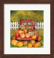 Pumpkins for Sale Fine Art Print