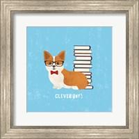 Good Dogs Corgi Fine Art Print