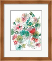 Jungle Flowers Fine Art Print