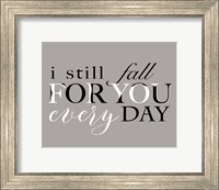 Fall For You Fine Art Print