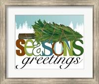 Seasons Greetings Fine Art Print