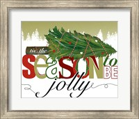 To Be Jolly Fine Art Print
