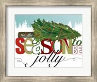 To Be Jolly II Fine Art Print