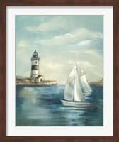 Northeastern Breeze I Fine Art Print