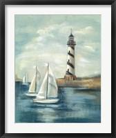 Northeastern Breeze II Fine Art Print