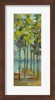 Spring Trees Panel I Fine Art Print