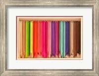 Bright Mexico Colors Fine Art Print