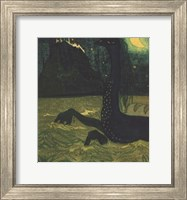 Moonlit Night, 1907 Fine Art Print