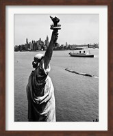 Statue of Liberty Fine Art Print