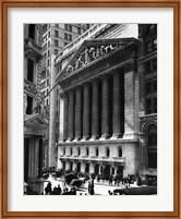 NY Stock Exchange Fine Art Print