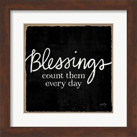 Blessings of Home III (Blessings) Fine Art Print