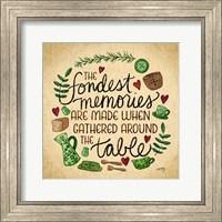 Kitchen Memories II (Fondest memories) Fine Art Print