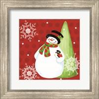 White Christmas Wishes II Fine Art Print