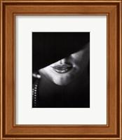 Born to Kiss Fine Art Print