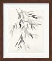 Bamboo Leaves IV Fine Art Print