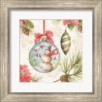 Woodland Holiday IV Fine Art Print