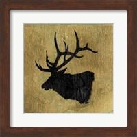 Golden Lodge V Fine Art Print