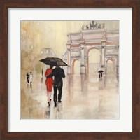 Romantic Paris II Fine Art Print