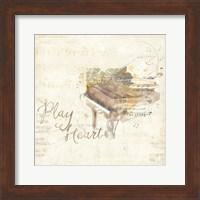 Musical Gift III Fine Art Print