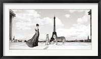 Trocadero View Fine Art Print