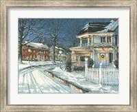 Seasonal Lights Fine Art Print