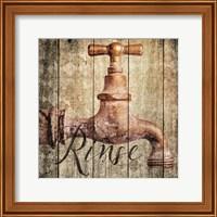 Rinse Fine Art Print