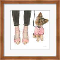 Furry Fashion Friends III Fine Art Print