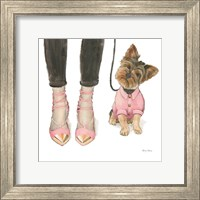 Furry Fashion Friends III Fine Art Print