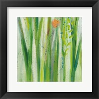 Longstem Bouquet I Square III Fine Art Print