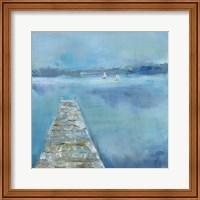Lake Edge II Fine Art Print